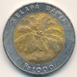 Индонезия, 1000 рупий (1997 г.)