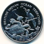British Indian Ocean Territory, 2 pounds, 2016