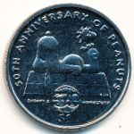 Ниуэ, 1 доллар (2000 г.)