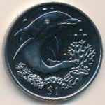 Виргинские острова, 1 доллар (2004 г.)