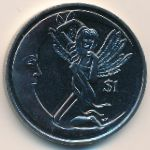Виргинские острова, 1 доллар (2012 г.)