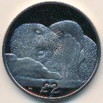 Южная Джорджия и Южные Сэндвичевы острова, 2 фунта (2013 г.)