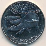 Южная Джорджия и Южные Сэндвичевы острова, 2 фунта (2014 г.)