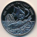 Южная Джорджия и Южные Сэндвичевы острова, 2 фунта (2016 г.)