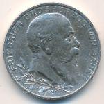 Баден, 2 марки (1902 г.)