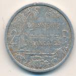 Французская Полинезия, 2 франка (1986 г.)
