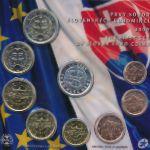 Словакия, Набор монет (2009 г.)