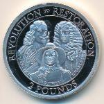 Джерси, 2 фунта (2010 г.)
