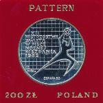Польша, 200 злотых (1982 г.)