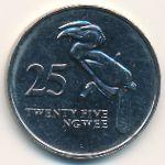 Замбия, 25 нгве (1992 г.)