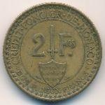 Монако, 2 франка (1926 г.)