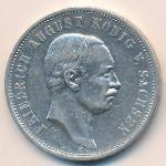 Саксония, 3 марки (1912 г.)