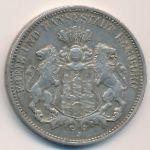 Гамбург, 3 марки (1909 г.)