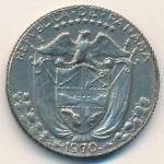 Панама, 1/4 бальбоа (1970 г.)