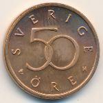 Швеция, 50 эре (2003 г.)
