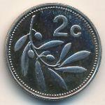Мальта, 2 цента (2005 г.)