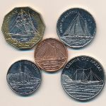 Кабо-Верде, Набор монет (1994 г.)