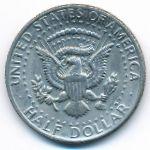 США, 1/2 доллара (1972 г.)