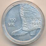 Финляндия, 100 марок (2001 г.)