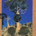 Намибия, Набор монет (1993 г.)