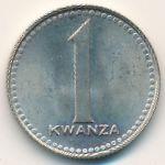 Ангола, 1 кванза (1977 г.)