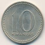 Ангола, 10 кванза (1977 г.)