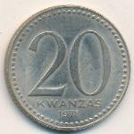 Ангола, 20 кванза (1978 г.)