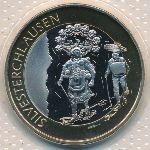 Швейцария, 10 франков (2013 г.)