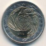 Италия, 2 евро (2004 г.)