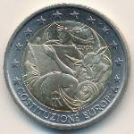 Италия, 2 евро (2005 г.)