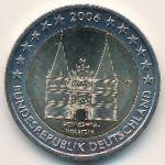 Германия, 2 евро (2006 г.)