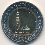 Германия, 2 евро (2008 г.)