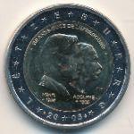 Люксембург, 2 евро (2005 г.)
