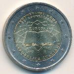 Италия, 2 евро (2007 г.)