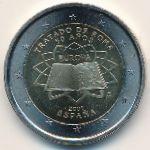 Испания, 2 евро (2007 г.)