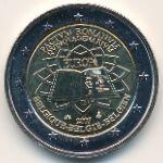 Бельгия, 2 евро (2007 г.)