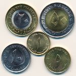 Судан, Набор монет (2006 г.)