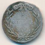 Колумбия, 1 реал (1833 г.)