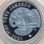 Финляндия, 10 евро (2014 г.)