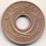 Восточная Африка, 1 цент (1957 г.)