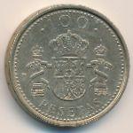 Испания, 100 песет (1998 г.)