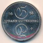 ГДР, 10 марок (1968 г.)