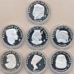 Гвинея, Набор монет (1970 г.)
