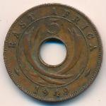 Восточная Африка, 5 центов (1949 г.)