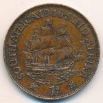 ЮАР, 1 пенни (1946 г.)