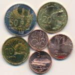 Азербайджан, Набор монет