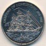 Острова Питкэрн, 1 доллар (1988 г.)