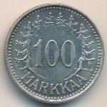 Финляндия, 100 марок (1956 г.)