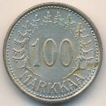 Финляндия, 100 марок (1957 г.)