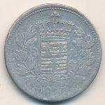 Лукка, 2 лиры (1837 г.)